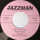 Ray & His Court - Soul Freedom / Cookie Crumbs - Jazzman - JM.014