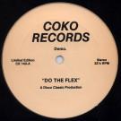 Raww / Sylvester / Ralph MacDonald - Do The Flex / I Need You / Jam On The Groove - Coko Records - CK 140