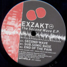 Exzakt - The Second Wave EP - Satamile Records NYC - SAT021