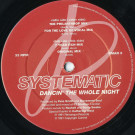 Systematic - Dancin' The Whole Night - Remarque Records - RMAR 3