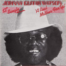 Johnny Guitar Watson - A Real Mother For Ya - DJM Records - DJT 10762