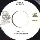 Stevie Wonder - Do I Do - Tamla - 1612TF