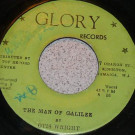 Otis Wright - The Man Of Galilee / Take Up The Cross - Glory Records - S 56, Glory Records - S 57