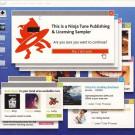 Various - Ninja Tune Publishing & Licensing Sampler 1 - Ninja Tune Licensing Sampler - NLSCD041