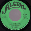 The Beginning Of The End - Funky Nassau - Alston Records - 45-4595