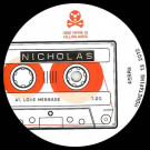 Nicholas - Love Message - Home Taping Is Killing Music - HOMETAPING 13