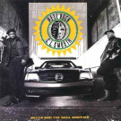 Pete Rock & C.L. Smooth - Mecca And The Soul Brother - Elektra - EKT 105, Elektra - 7559-60948-1