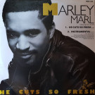 Finesse & Synquis / Marley Marl Featuring MC Shan - Bass Game / He Cuts So Fresh - MCA Records - MCAT 1135, Uptown Enterprises - MCAT 1135
