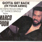 Marco Spoon - Gotta Get Back (In Your Arms) - State Street Records - S.S.R. 1004