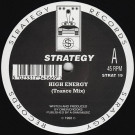 Strategy - High Energy - Strategy Records - STRAT 19