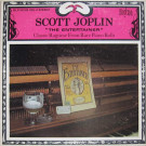 "Scott Joplin - "" The Entertainer"" Classic Ragtime From Rare Piano Rolls - Biograph Records - BLP 1013Q"