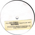 Nightmares On Wax - Let It Roll - Poverty Records - POV1