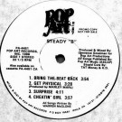 Steady B - Steady B - Pop Art Records - PA-4451