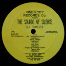 DJ Equalizer - The Sounds Of Silence - Inner City Records Co. - ICR002