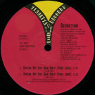 Seduction - You're My One And Only (True Love) - Vendetta Records - VE-7021