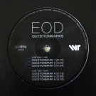 EOD - Questionmarks - Wil-Ru Records - WR031