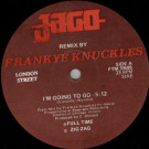 Jago - I'm Going To Go (Remix) - Full Time Records - FTM 31585