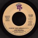 Tom Browne - Funkin' For Jamaica (N.Y.) - Arista GRP - GS 2506