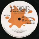 3 Elements - Kinell - Analogique - aLG.003