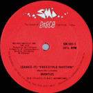 Mantus - (Dance It) Freestyle Rhythm - SMI - SM-501