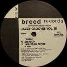 Glamco Productions - Jazzy Grooves Vol. III - New Breed - NBR-01