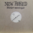 Dirty Fingaz - Crime Scene - New Breed - NBR 0068-1