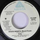 GQ - Disco Nights (Rock-Freak) - Arista - AS 0388