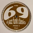 69 - 4 Jazz Funk Classics - Planet E - PE69-1