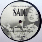 Sade - The Balearic Sound Of Sade - Sunkissed Records - SKD003