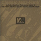 Various - Classic Jazz-Funk - Mastercuts Volume 1 - Mastercuts - CUTSLP 2