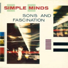 Simple Minds - Sons And Fascination - Virgin - V 2207