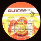 MC Conrad & Makoto - Golden Girl - Good Looking Records - GLR066-12