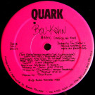 Bou Kahn - Magic - Quark - QK009