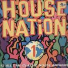 Various - House Nation Vol. 1 - React - REACT LP47, React - REACTLP 47