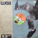 Doug Lazy - Let The Rhythm Pump - Atlantic - A 8784 (T), Atlantic - 756-786258-0