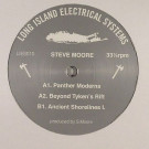 Steve Moore - Panther Moderns - L.I.E.S.  (Long Island Electrical Systems) - LIES010