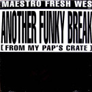 Maestro Fresh-Wes - Another Funky Break (From My Pap's Crate) - Polydor - 865 677-1
