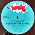 Corporation Of One - The Real Life - Smokin' - TAI 126609