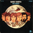 Rare Earth - One World - Rare Earth - 2C 064 91996