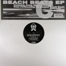 Jonny Alpha , Fuzzy Jones - Beach Beats EP - C Side Trax - C SIDE 005