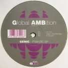 Genic - Frantic EP - Global AMBition - GAMB 008-6