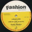 Cutty Ranks - Limb By Limb - Fashion Records - FAD 108