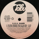 The S.O.S. Band - I'm Still Missing Your Love - Tabu Records - 4Z9 68863