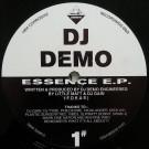 DJ Demo - Essence E.P. - Corrosive Recordings - COR 001
