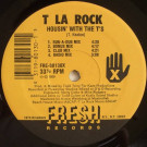 T La Rock - Housin' With The T's / T-N-Off - Fresh Records - FRE-80130