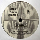 Dobie / Hal Willner - Consider / A Night At The Playpen - Pussyfoot Records Ltd - none