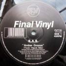 SAS - Amber Groove - Final Vinyl - FVT 15