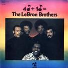 Lebron Brothers - 4♪ + 1♪ =  - Cotique - LPS 88424, Cotique - LPS-88.424