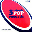 Various - 3 Minute Pop Records - PPQ Records - 3MPR-EP1