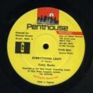Cutty Ranks - Everything Legit - Penthouse Records - PHRI 82